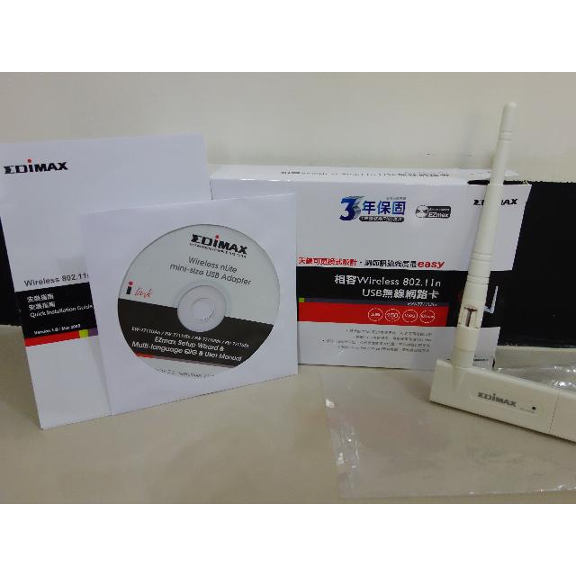 USB 無線網卡 EW-7711USn