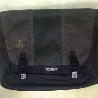 2268b5ee9 New Timbuk2 Custom Commute Laptop Messanger Bag M - Waxed Canvas Dark Oak / Waxed  Canvas
