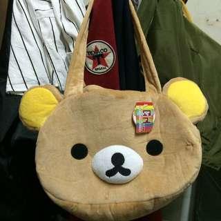 拉拉熊手提袋