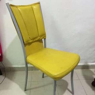 PVC Dining Chair