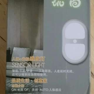 Battery LED Sensor Night Light