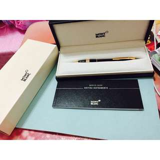 Authentic Mont Blanc Pen