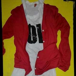 紅色小外套
