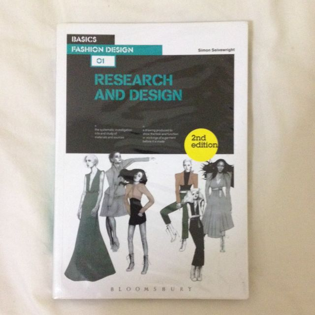 Basic Fashion Design (research And Design) 2nd Edition