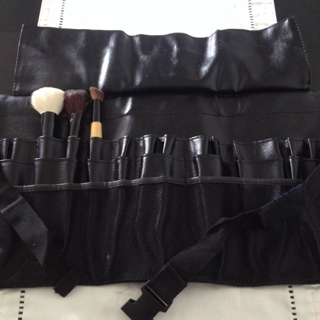 Makeup Belt Brush Holder Health