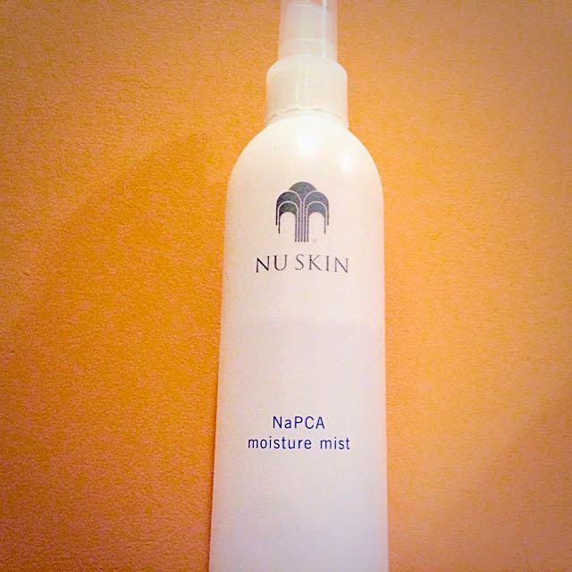 Nu skin 如新 NaPCA 滋潤保濕噴霧液
