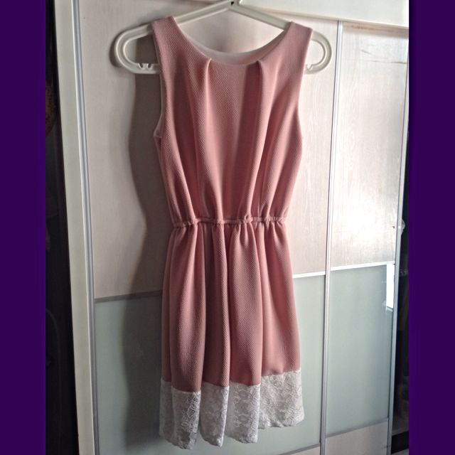 Brandnew Pink Dress