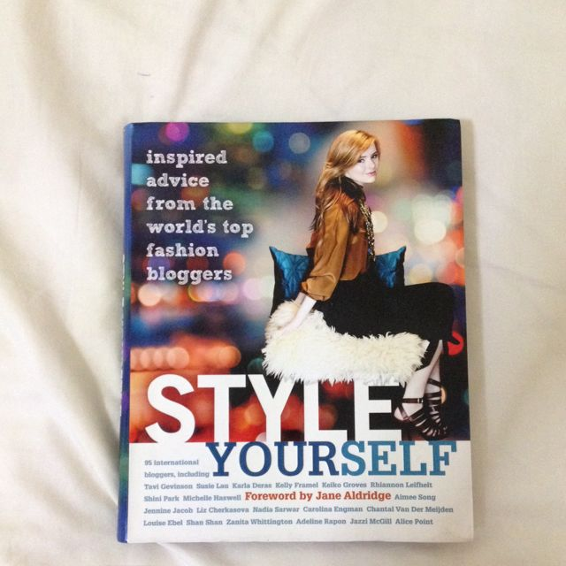 Style Yourself Fashion Blogger Inspired