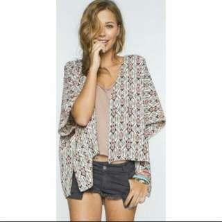 Brandy Melville Kimono - One Size