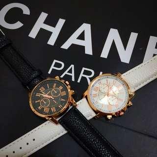 馬卡龍色系的新手錶