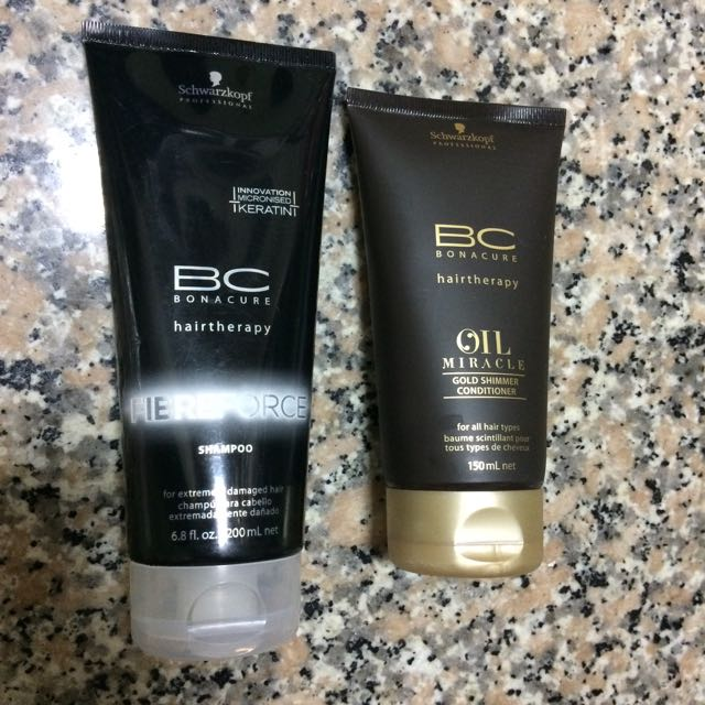 洗髮精潤髮乳組合包