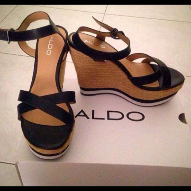 Aldo Wedges...pm Me If Interested