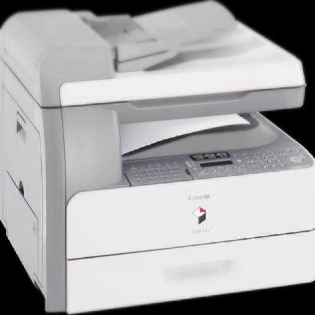 Canon IR1024IF Printer