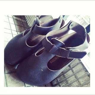 正品Birken涼鞋
