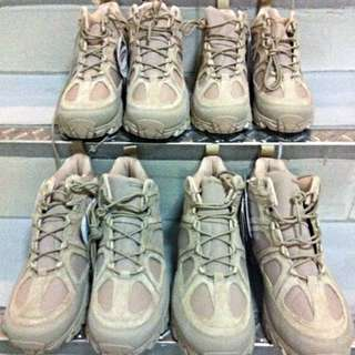 OAKLEY Tactical Boots - Mid Cut Desert Tan