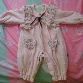 專櫃寶寶連身衣