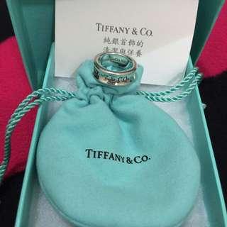 Tiffany&co戒指經典款💍附購買證明保證正品