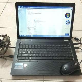 HP CQ-62 15.6吋
