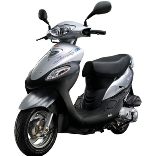 2008年SO easy 100cc(二手車)