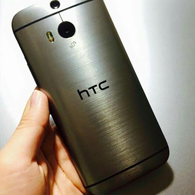 全機包膜 HTC M8 16G 鐵灰色/保留