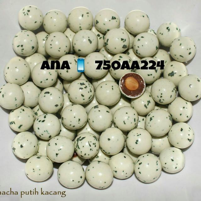 Chaha Putih Kacang /kg