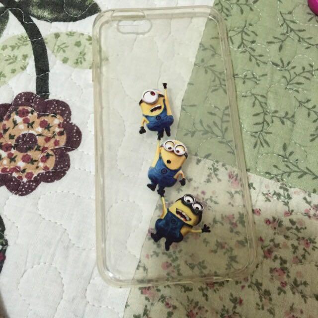 Iphone6小小兵手機殼