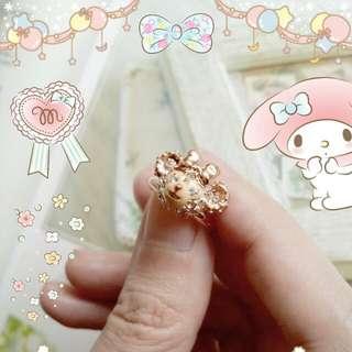 雪莉玫戒指