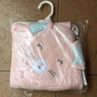 Carter's Baby Towel With Hood