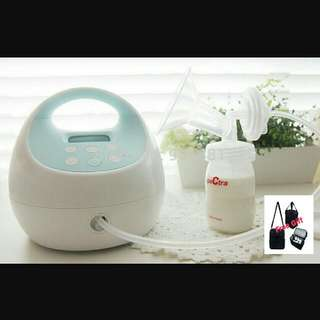 S1 Spectra Double Breast Pump + FREE GIFT