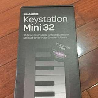 M-AUDIO KEYSTAION MINI 32