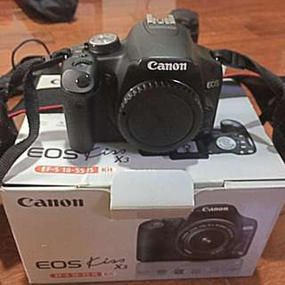 Canon Kiss X3 500D
