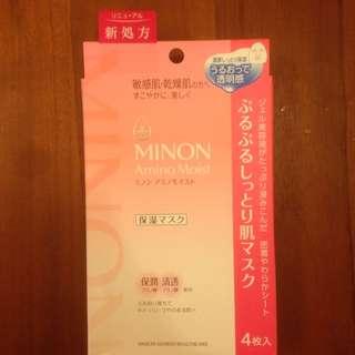 【預購7/15收單】MINON 超保濕凍膜