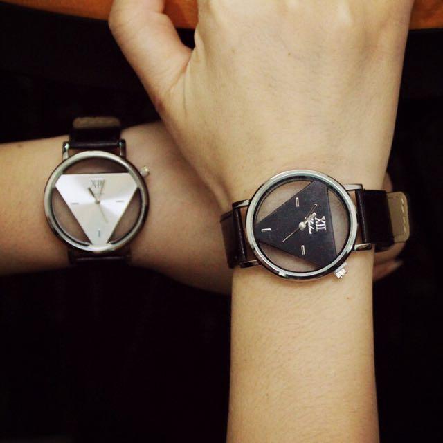 原素三角潮牌同款錶🔺