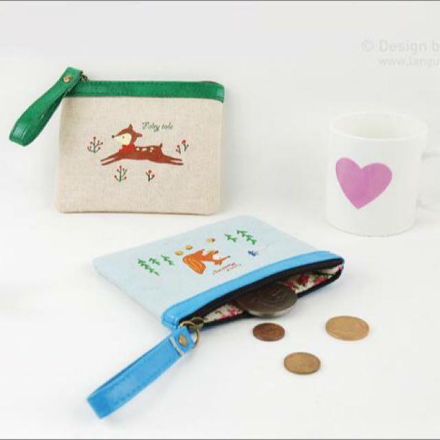 韓國文具🇰🇷童話零錢包