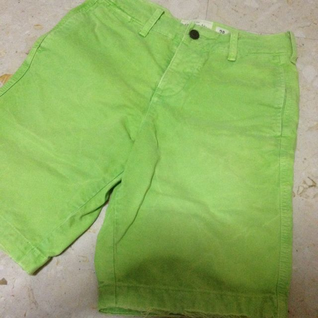 Sale Abercrombie & Fitch A&F Classic Short (hollister, AE, Uniqlo)
