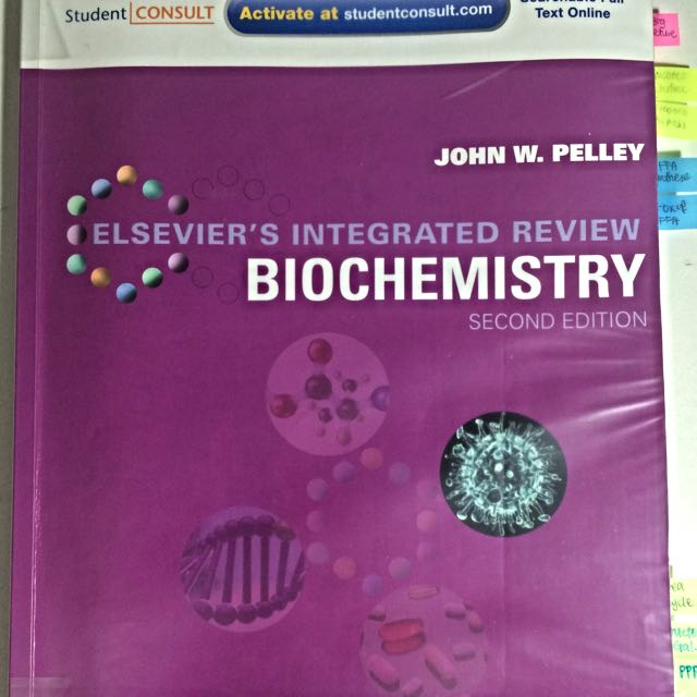 Biochemistry, Elsevier's Integrated Review 2nd Ed.