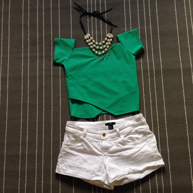 Crop Top (Brand New)