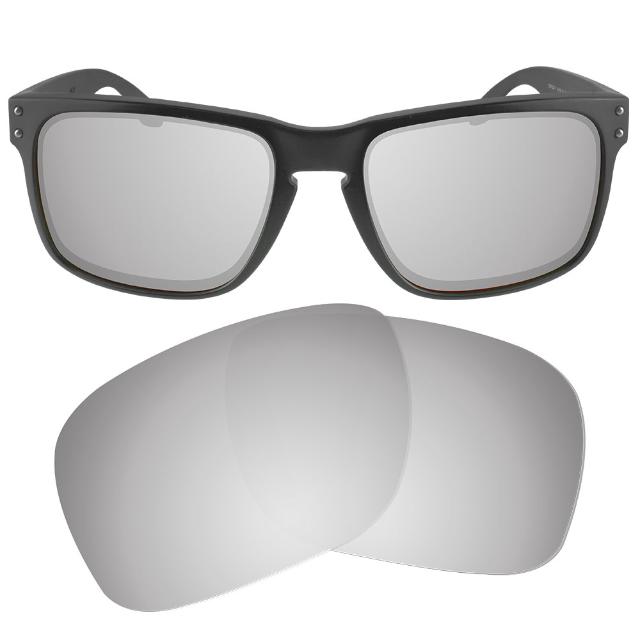 f996a75680 Dynamix Titanium Polarized Replacement Lenses For Oakley Holbrook ...