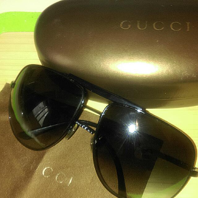 GUCCI 時尚太陽眼鏡