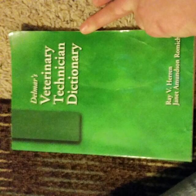 Veterinary Technician Dictionary