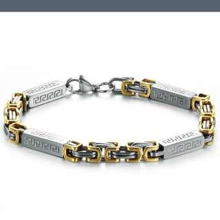 (Fast Deal $30)316L Stainless Steel Bracelet.