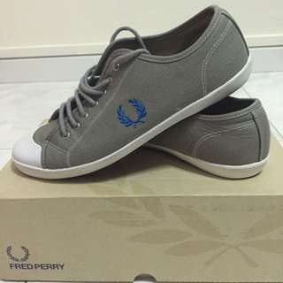 Fred Perry Duke Canvas