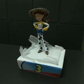 玩具總動員3-翠絲陶瓷收納盒