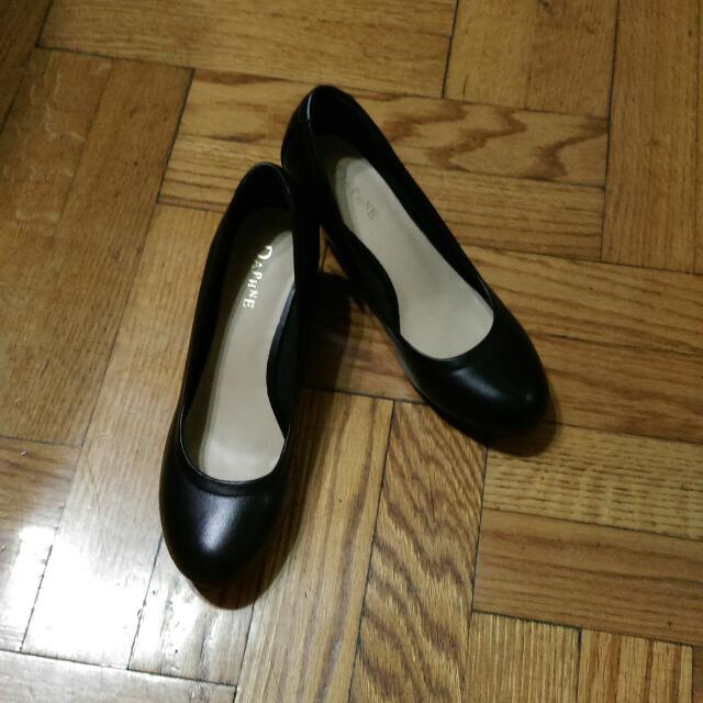 達芙尼基本款高跟鞋