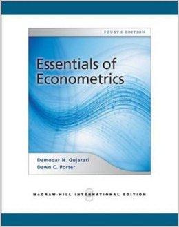 Essentials of econometrics 4th edition gujarati porter books photo photo photo fandeluxe Gallery