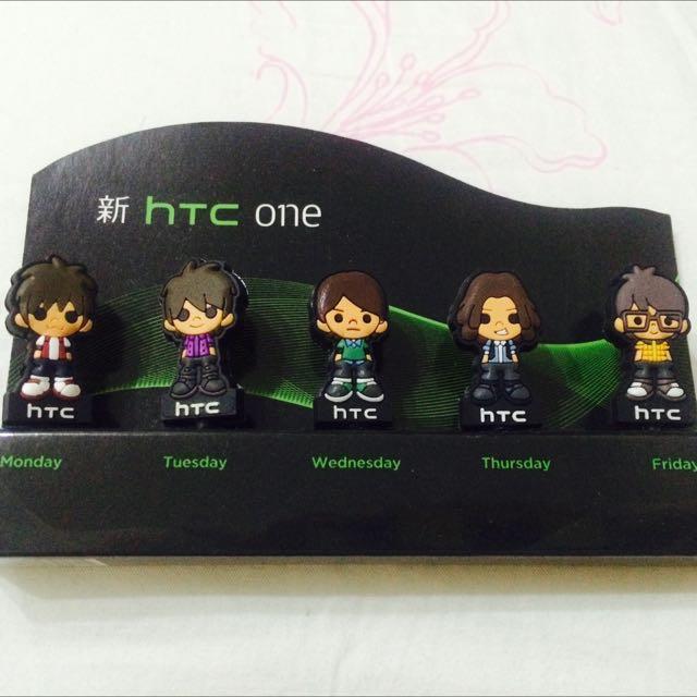 HTC 五月天耳機防塵塞