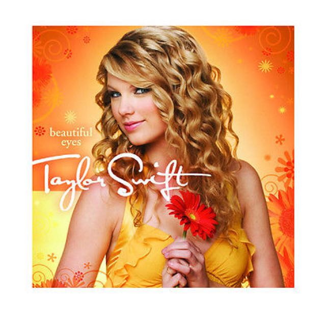 Taylor Swift Beautiful Eyes Cd Everything Else On Carousell