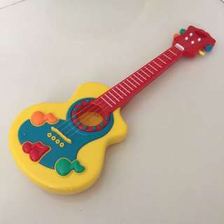 "Toys""R""Us Guitar"