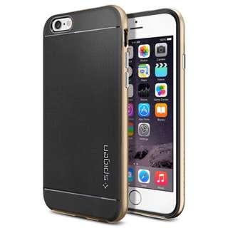 Spigen (Neo Hybrid) iPhone 6 PLUS (Gold)