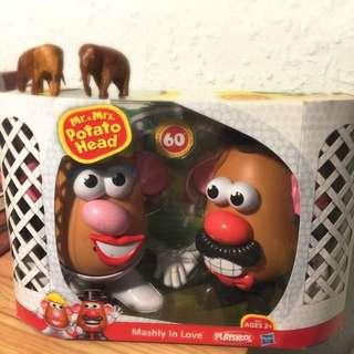蛋頭夫妻 Mr. Mrs Potato Head